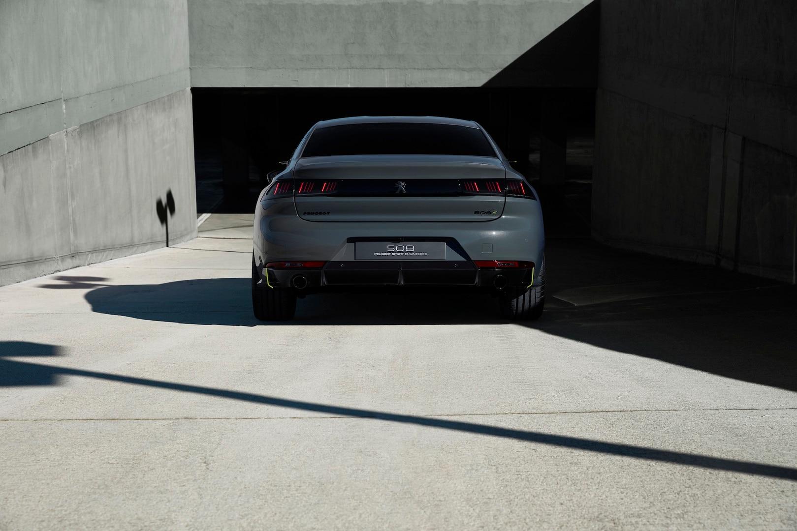 508 sport hybrid