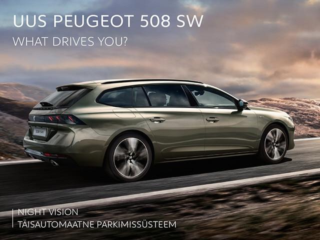 Uus PEUGEOT 508 SW