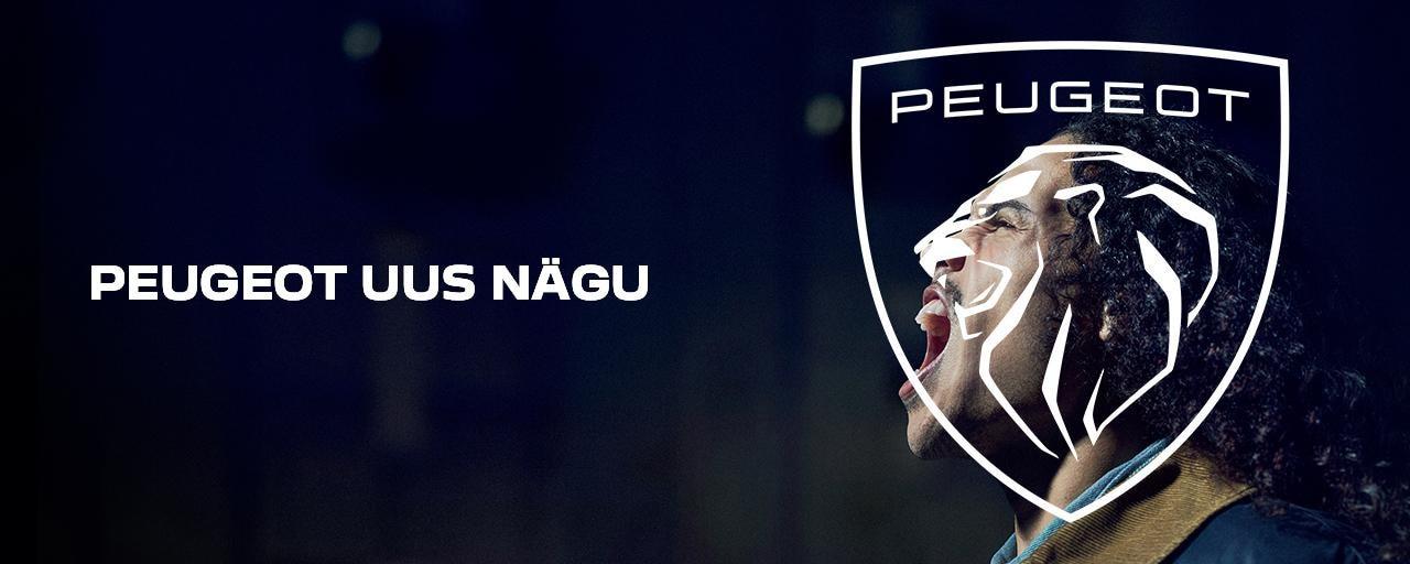 Peugeot uus nägu