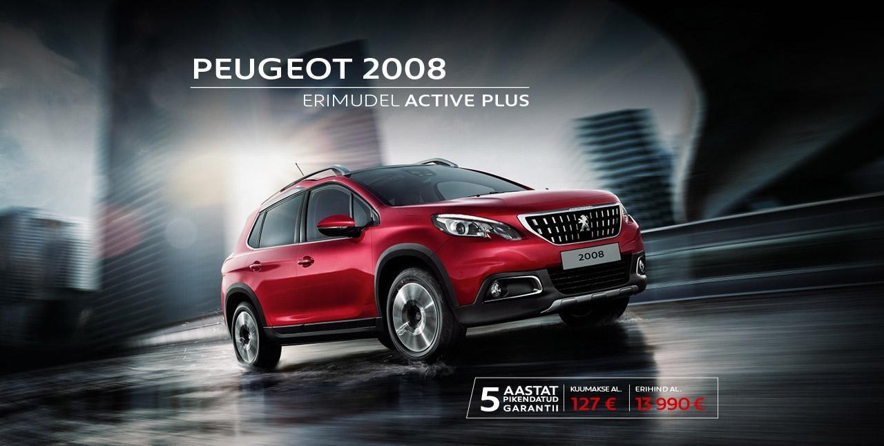Peugeot 2008 Active Plus