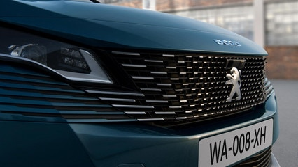 uus Peugeot 5008
